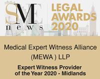 Legal Awards 2020